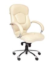 Кресло кожаное с мультиблоком
