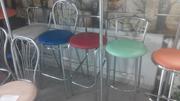 Барные стулья новый