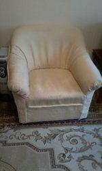 кресло, б.у., мягкая мебель